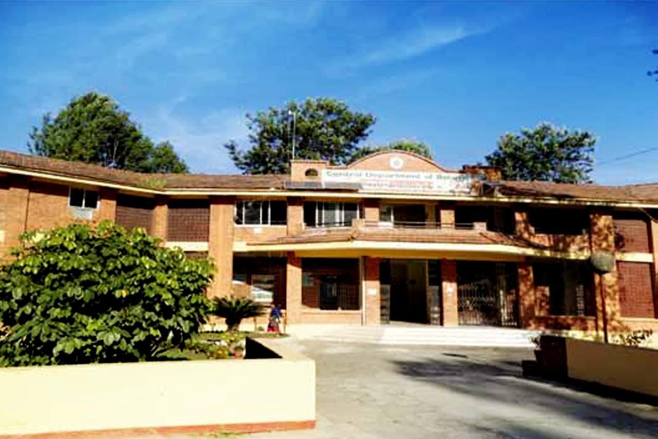 central department of botany tribhuvan university